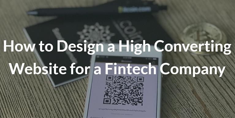 深圳网站建设如何为金融科技公司设计一个高转化率的网站